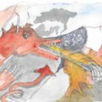 George and the Covid Dragon
